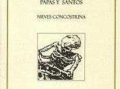 Libros recomendados: Polvo eres Nieves Concostrina