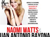 "J.A.Bayona Naomi Watts ""protagonizan"" campaña Navidad Corte Inglés"