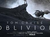 Póster Tráiler 'Oblivion', último Cruise