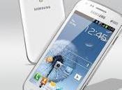 Nuevo smartphone Samsung Dual pulgadas: Galaxy GT-Grand Duos