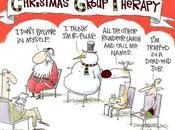 Terapia grupo para depresiones navideñas