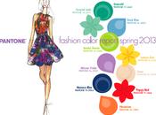 colores moda para primera 2013 según Pantone