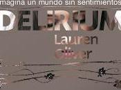 Reseña Delirium, Lauren Oliver.