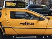 Taxi DeLorean