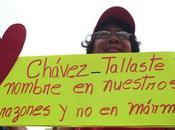 Comandante-presidente Hugo Chávez: vivirás vencerás