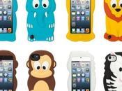 Griffin Kazoo Divertidos animales fundas iPod touch