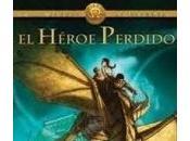 Novedad catálogo héroe perdido (Los héroes Olimpo Rick Riordan (Montena)
