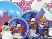 Ideas para decorar fiesta muñeco nieve
