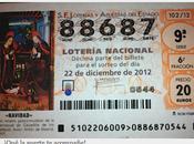 Lotería Navidad llevaremos nosotros!