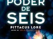legados Lorien poder seis Pittacus Lore