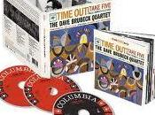 DAVE BRUBECK: Dave Brubeck Quartet: Time (50th Anniversary Legacy Edition-2 Deluxe Set)