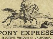 Pony Express: correo West
