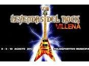 Leyendas rock 2013: grupos confirmados.