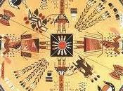 """Pintura Arena """"Pueblo Navajo"""