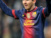 IFFHS: Lionel Messi mejor goleador 2012