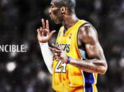 Kobe Bryant, invencible.