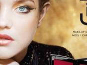 Natalia Vodianova para Guerlain Make Christmas 2012