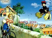 Adiós 2012... ¡Feliz 2013!