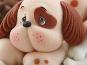 Paso paso: Modelar perro fondant