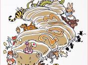 Hayao Miyazaki Museo Ghibli felicitan 2013 nuevas ilustraciones