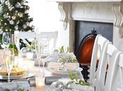 Inspiraciones para mesa navideña