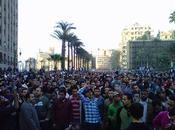 fuerza plaza Tahrir