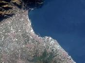 Impactante imagen Vesubio desde espacio