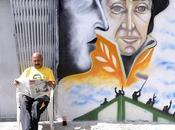 Chávez vuelve ícono Venezuela