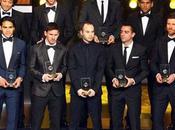 Pleno liga española once 2012