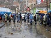 Devastadora temporada lluvias Bolivia