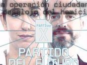 """""""indignados"""" españoles tienen partido político"""