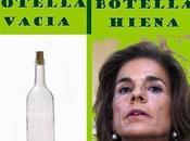 Botella cesa vicealcalde queda culo aire