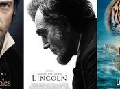 'Lincoln' lidera candidaturas BAFTA británicos