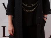 Penélope Cruz negro, estreno Volver Nacer, Madrid