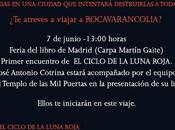 ¡El Templo Feria Libro Madrid!