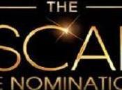 Nominaciones Oscars 2013