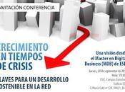 Claves para Desarrollo Sostenible #Conferencia