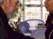 Reciben Fidel Raúl Presidenta Argentina