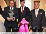 Trofeos taurinos: fernando cuadri rafael reyes distinguidos tercio quites