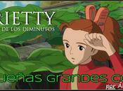 Crítica: 'Arrietty mundo diminutos' (2010), Hiromasa Yonebayashi