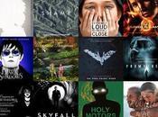 mejores bandas sonoras 2012