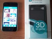 Probamos Scubo lleva iPhone iPod Touch usar gafas