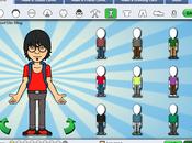 Crea avatar linea crea cómic ellas para publicar FACEBOOK