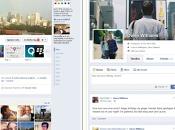 Facebook: Perfil usuarios volvería sola columna