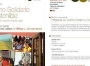 """Turismo Solidario Sostenible: """"Descubre nueva forma viajar"""""""