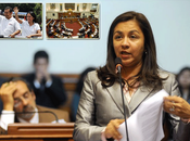 "Vicepresidenta Perú afirma: ""Ollanta Humala cerrará Congreso"""