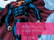 """MASTERCLASS"" Jesús Merino Colophon"