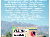 Anuncian cuarta edición Festival NRMAL celebrarse Monterrey
