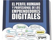 "Presentación Libro perfil humano profesional emprendedores digitales"""