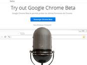 Nueva función Google Chrome